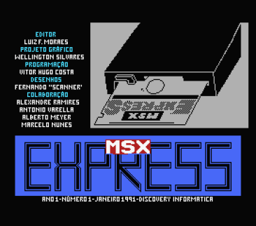 MSX Express #1 (Discovery Informatica, 1991) (2)