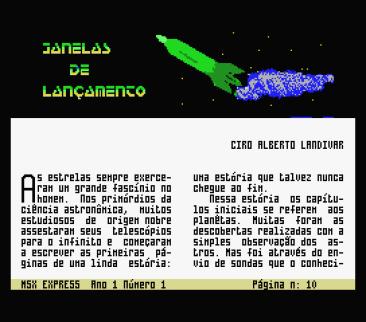 MSX Express #1 (Discovery Informatica, 1991) (7)