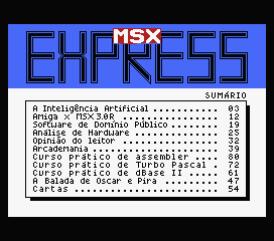 MSX Express #3 (Discovery Informatica, 1991) (4)