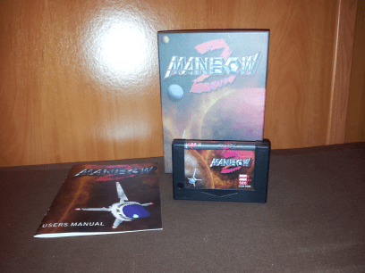 Unboxing Manbow 2 1