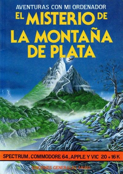 Aventuras con mi ordenador - El misterio de la montaña de plata