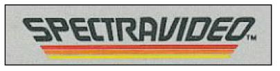 Logo de Spectravideo