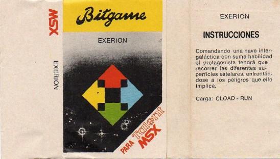 Exerion (SEGA, 1984) 005