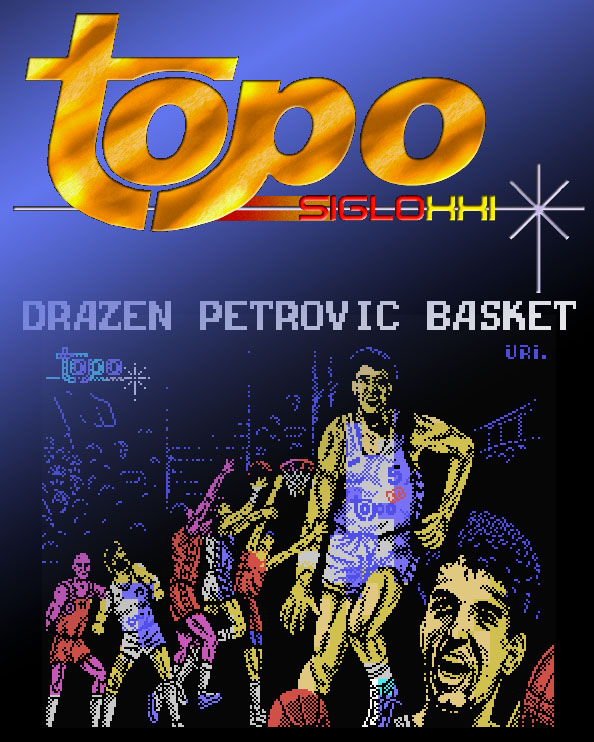 Drazen Petrovic Basket
