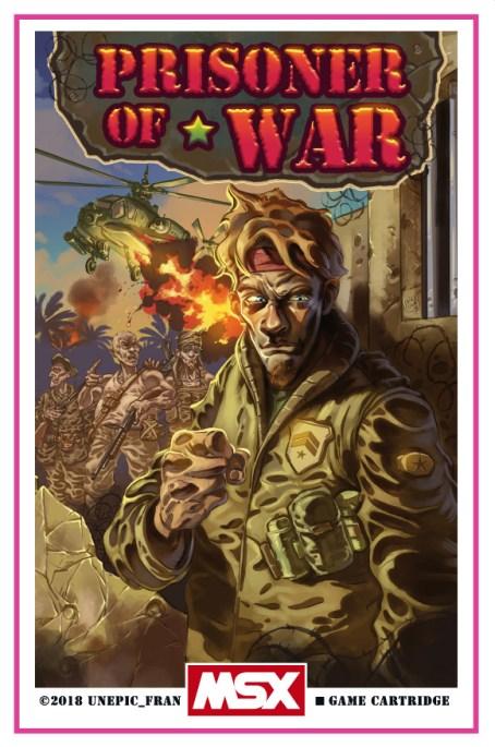 Carátula de Prisoner of War