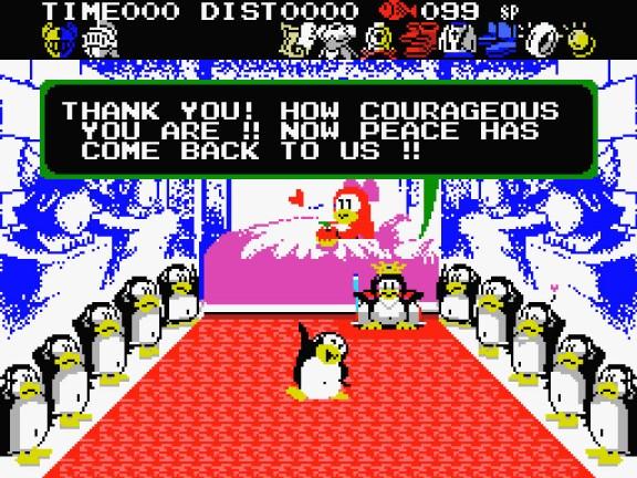 Penguin Adventure - Final bueno
