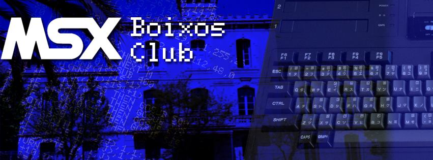Logotipo de MSX Boixos Club