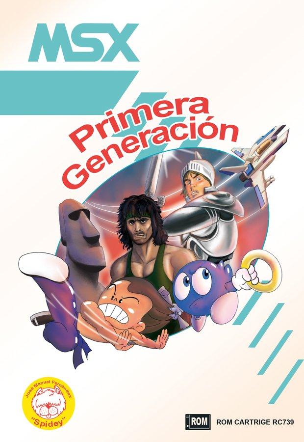 Primera Generación - Portada