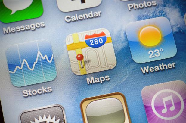 Apple Haritalar Kullanıcılara Emanet
