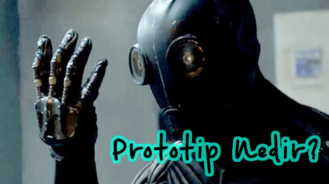 Prototip Nedir?
