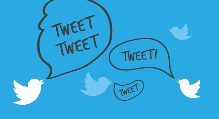Başka Hesabın Tweet'lerini Yedekleme