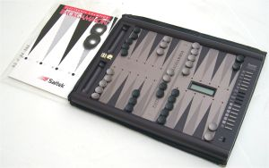 Saitek Backgammon board