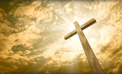 Image result for image of the cross of calvary