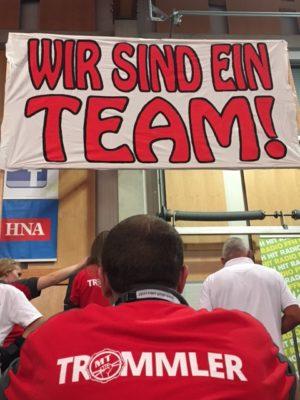 Foto: Antje Langhorst   MT Trommler