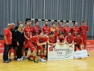 Titelverteidigung beim Sparkassen Handballcup - Bildergalerie 2