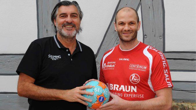 Heiko Grimm wird neuer Co-Trainer