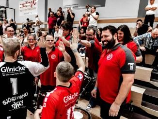 EHF-Pokal Heimspiel gegen Gwardia Opole