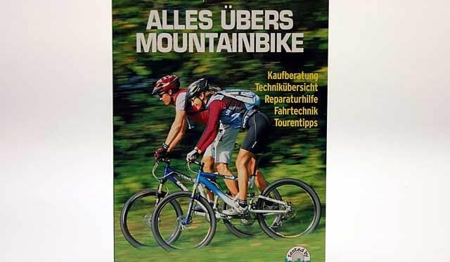 Buchvorstellung Was Sie schon immer über… Mountainbiken wissen wollten