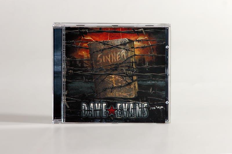 Dave Evans - Sinner