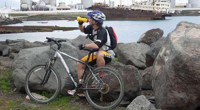 Der schnelle Bote von Lanzarote – Genussbiken in der Sonne