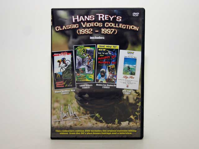 Hans Reys Classic-Videos-Collection – Zurück aus der Vergangenheit