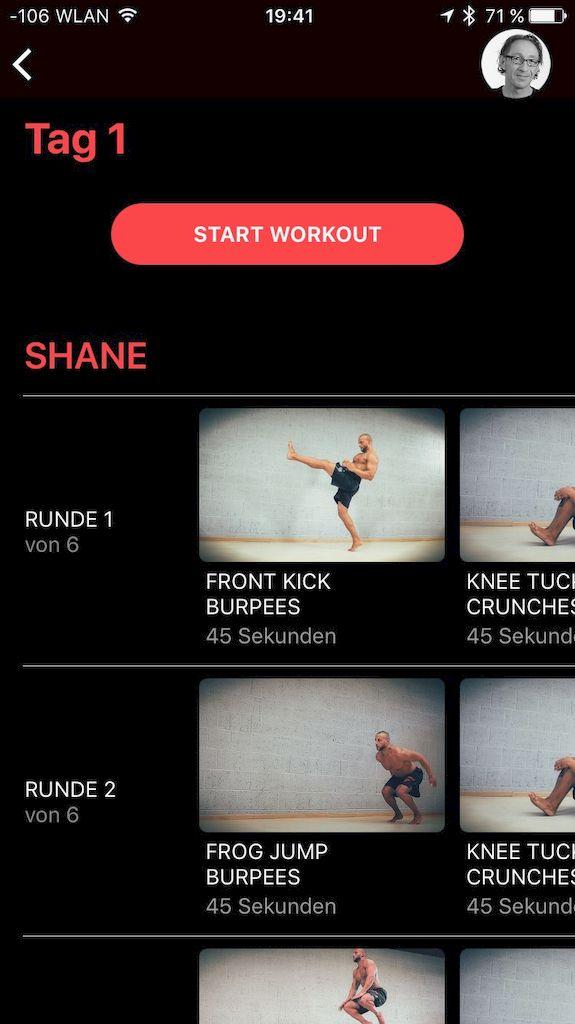 Fullcontrol-Workout