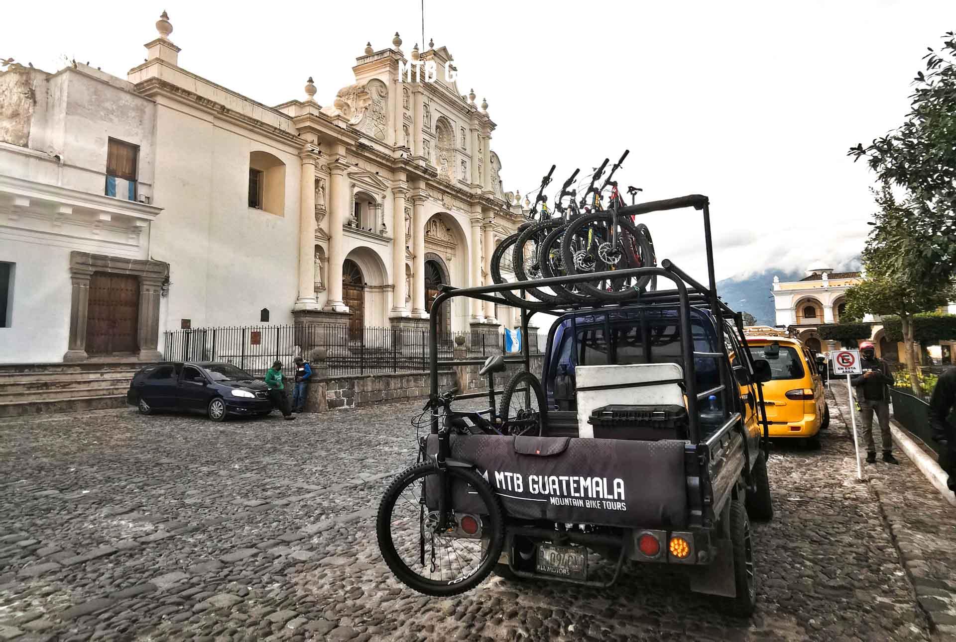 Pacaya Enduro MTB Day Tour