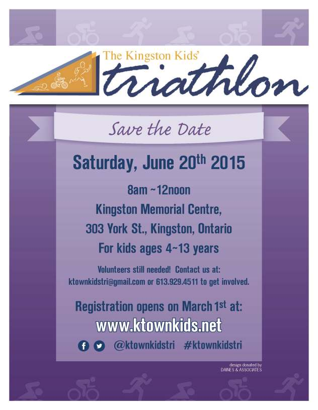 KtownKids Save the Date