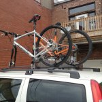 Cheapest Diy Bike Mount For Your Car Kuat Dirtbag Mountain Bike Reviews Forum