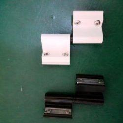 Balama geam aluminiu alb sau negru - feronerie termopan