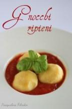 35.Gnocchi di patate ripieni di mozzarella di Pasqualina
