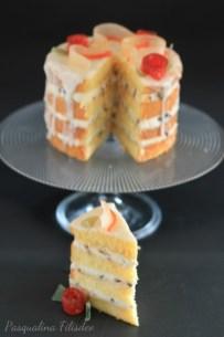 Naked Cake siciliana di Pasqualina