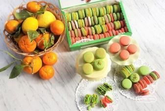 46.Macaron dolci di Maria Teresa