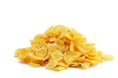 Pile of Cornflakes