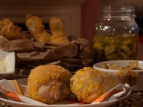*21.Pollo fritto con maionese fatta in casa di Cecilia