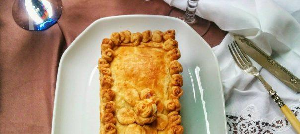 68.Terrina di pollo in crosta di Irene