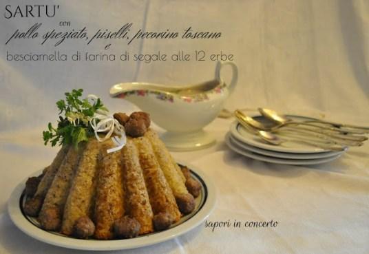 87.Sartù con pollo e spezie di Antonella
