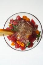 40. Ceviche Mimosa di Eleonora
