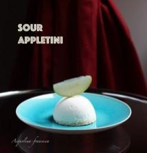 26. Appletini Meringue Surprise di Francesca
