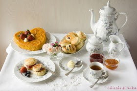 14. English Afternoon Tea di Chiara P.