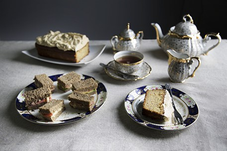 16. Banana Loaf e Sandwiches per l'Afternoon Tea di Nicol