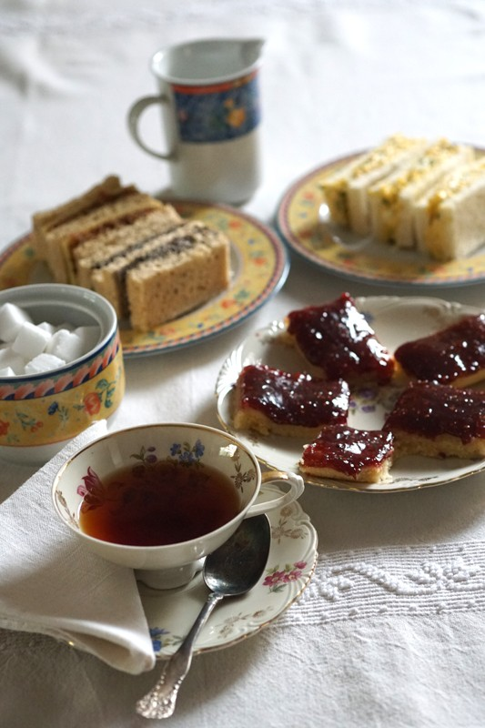 31. British Afternoon Tea di Eleonora C