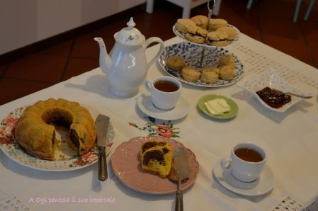 33. come preparare un Afternoon Tea di Ambra A