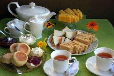54. alla scoperta dell'Afternoon Tea di Giuliana