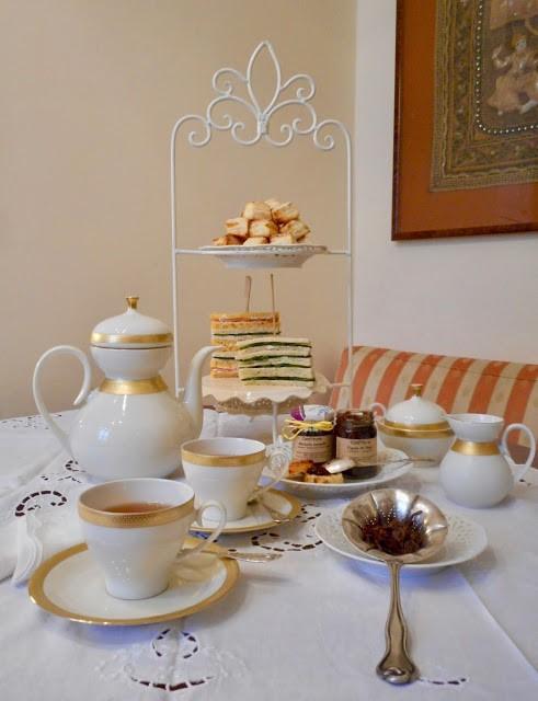 72. Afternoon tea di Chiara T&T