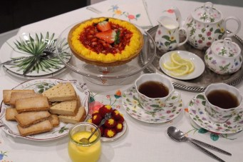 8. The Afternoon Tea di Andrea
