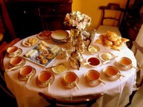 80. Agatha Chrisite Afternoon Tea di Vittoria