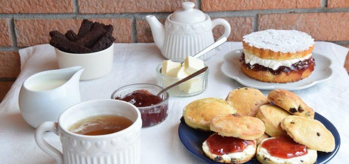 82. un tè con la regina di Camilla