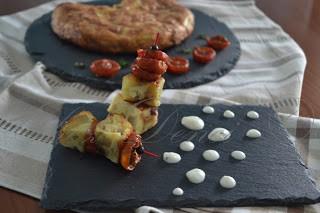 115. tortilla al prosciutto crudo di Debora