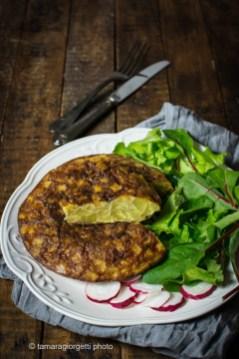 62. tortilla alla paprica affumicata di Tamara